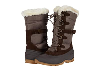 Kamik SnoValley 2 (Dark Brown) Women
