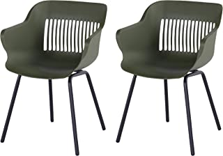 Hartman, Jill Rondo, Dining Chair 2x, Resin, Garden Furniture, Premium quality