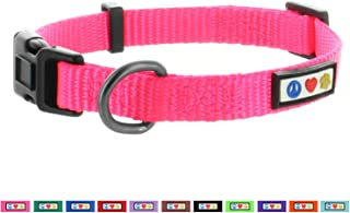 Pawtitas Solid Puppy Collar Training