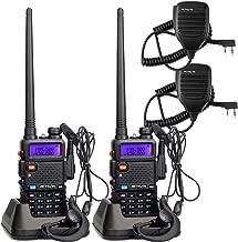 uhf vhf walkie talkies