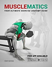 MuscleMatics: Your Ultimate Exercise Anatomy Guide (English Edition)
