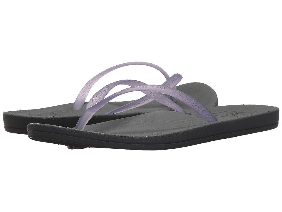67a7a4d97 Reef Escape Lux (Purple Slate) Women s Sandals