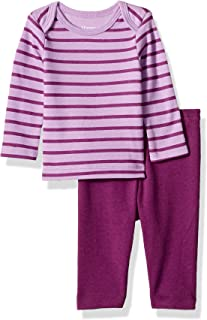Ages Newborn To 24 Months Leggings /& Top MiniKidz Two Piece Outfit