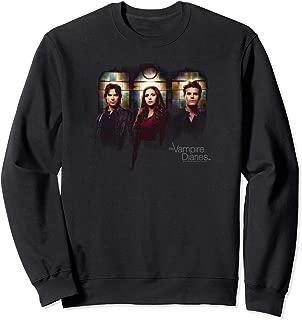 Vampire Diaries Stained Windows Sweatshirt