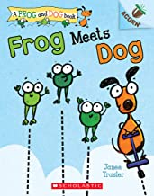 Frog Meets Dog: An Acorn Book (A Frog and Dog Book)