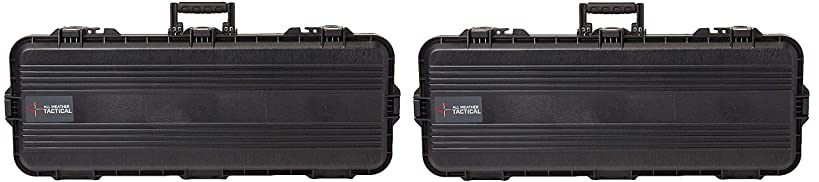 Plano All Weather Tactical Gun Case, 36-Inch (Pack of 2)