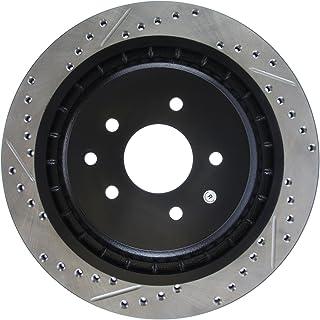 Centric 227.42080L Front Left Disc Brake Rotor-C-TEK Sport Drilled//Slotted Disc