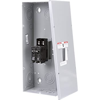 Siemens Wnas2060gfci 125 Amp Indoor Circuit Breaker Enclosure Flush Mount Circuit Breaker Panels Amazon Com