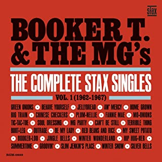 Complete Stax Singles..