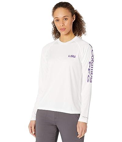Columbia College LSU Tigers Collegiate Tidal Long Sleeve Shirt Women