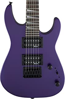 Jackson JS Series Dinky Minion JS1X Electric Guitar (Pavo Purple) (Open Box)