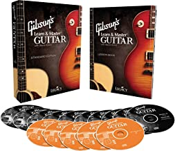 Gibson's Learn & Master Guitar - Book and DVD Package