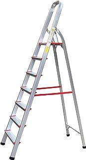 7 Steps Aluminum Folding Ladder