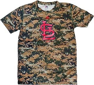 Best st louis cardinals camo shirt Reviews