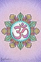 Om Mandala by Brigid Ashwood Cool Wall Decor Art Print Poster 12x18