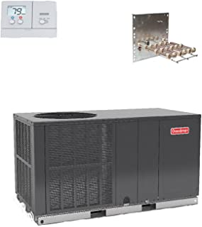 Goodman 5 Ton 14 SEER Heat Pump Package Unit GPH1460H41 Free Adapters