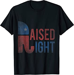 Raised Right Republican T-Shirt