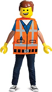 Disguise - Lego Movie 2: Emmet Basic Child Costume