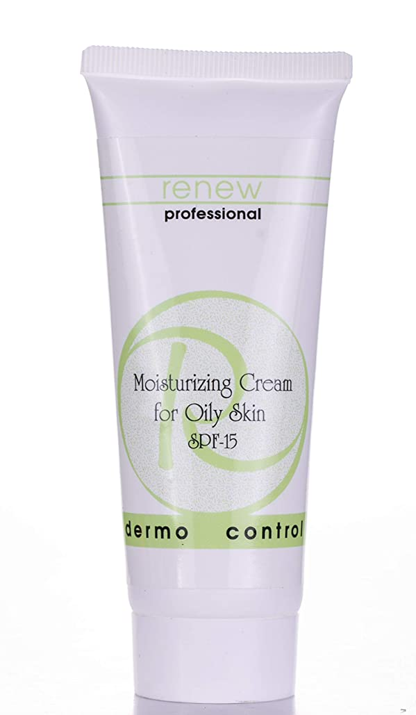 ノミネート鬼ごっこ休みRenew Dermo Control Moistuirizing Cream for Oily Problem Skin SPF-15 70ml