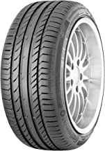 Continental ContiSportContact 5 Runflat Radial Tire 245/35R19 93Y (Qty of 1)