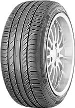 Continental ContiSportContact 5 SSR Summer Radial Tire - 225/40R19 93Y