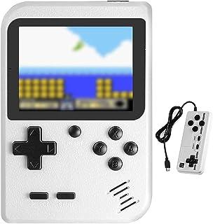 comprar comparacion Molyhood Consola de Juegos Portátil, Juegos Electrónicos Portátiles Reproductor de Juegos Retro portátil Pantalla de 2.8 P...