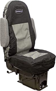 Seats Inc. COVERALLs Truck Seat Cover - Two-Tone Black/Gray, Model Number 9107