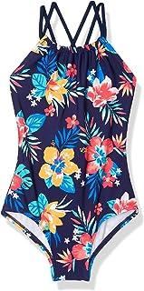 Kanu Surf Girl's Daisy Beach Sport 1-Piece Swimsuit One Piece Swimsuit
