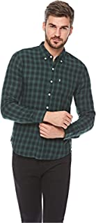 Levi's Shirts For Men, Green, S