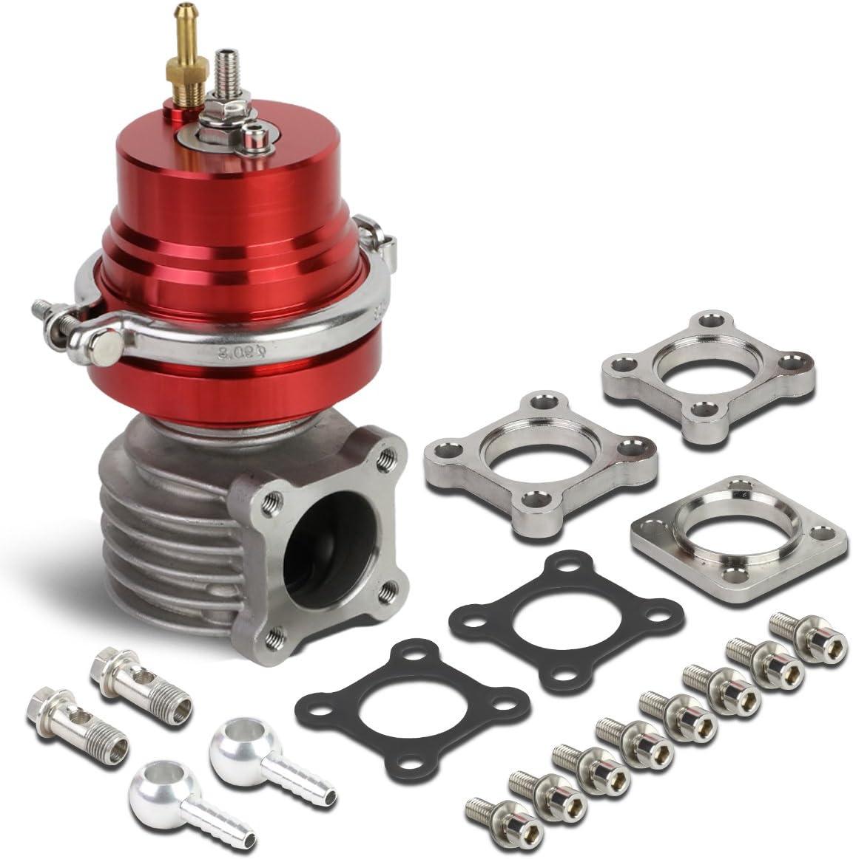 DNA Motoring WG-46MM-T11-RD External Wastegate Manifold SALENEW very popular! Turbo Manufacturer direct delivery