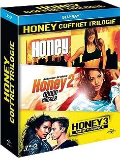 Honey coffret trilogie : Honey + Honey 2: Dance Battle + Honey 3: Dare to Dance [Italia] [Blu-ray]