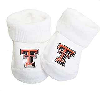 Texas Tech Red Raiders Baby Toe Booties