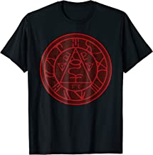 S H Seal of Metatron Hill Funny Video Game Horror Tshirt