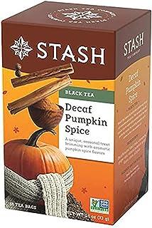Decaffeinated Tea-Pumpkin Spice - 18 - Bag