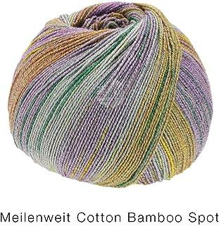 Lana Grossa Wolle Kreativ 5302 100 g Fb Meilenweit 100 Solo Cotone Unicorn