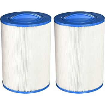 Guardian Filtration Products 2 Pack - New Spa Filter Cartridges Fit: UNICEL 6CH-940-FILBUR FC-0359-Pleatco PWW50P3