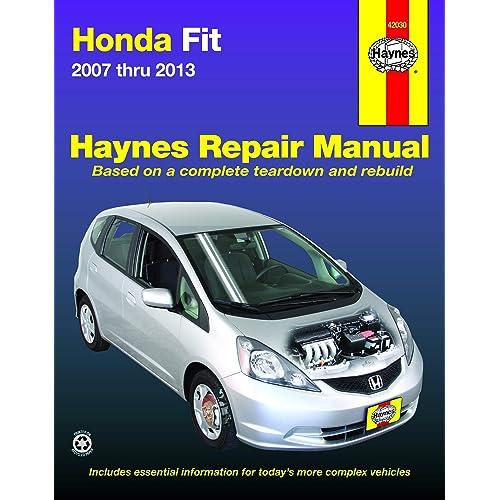 Honda Repair Manual: Amazon.com