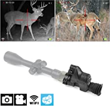 BESTSIGHT Digital Night Vision- 1080p HD WiFi Camera Camcorder Function Night Vision Scope Including 32G SD Portable Day&Night Mode for Hunting Night Vision or Observation Multi-Functional