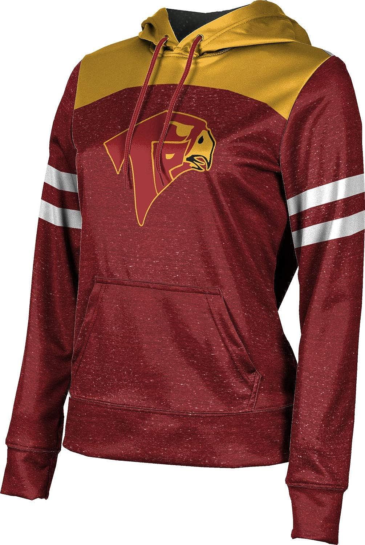 ProSphere Torrey Pines High School Girls' Pullover Hoodie, School Spirit Sweatshirt (Gameday)
