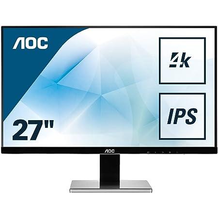 Aoc U2777pqu 68 6 Cm Monitor Schwarz Computer Zubehör