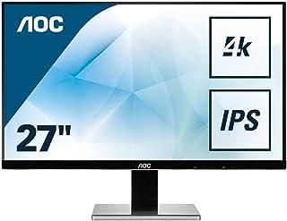AOC Monitores U2777PQU -Pantalla para PC de 27