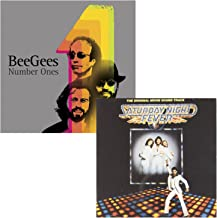 Number Ones - Saturday Night Fever - Bee Gees 2 CD Album Bundling