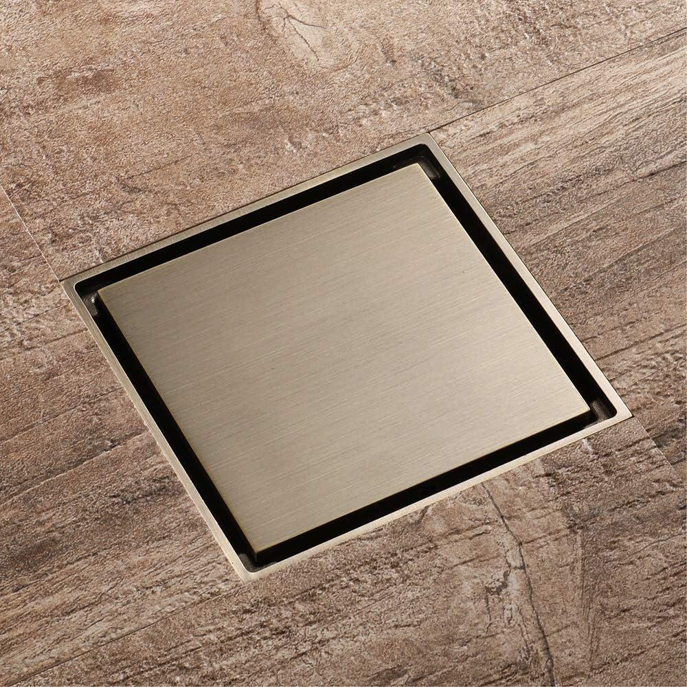 Max 45% OFF New color PARTAS Copper Mirror Floor Odor-Resistant Drain Anti-Backwater B
