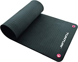 Tunturi Pro Fitnessmat - Oefenmat - Zwart