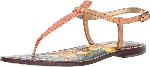 Sandales Gigi pour femme - Sam Edelman - Orange - Tangelo Natural, 36.5