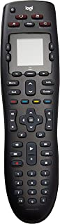 Logitech – Harmony 665 10-Device Universal Remote – Black (Renewed)