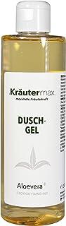 Aloe-Vera Duschgel Aloe-Vera Reinigungsgel für Körper und Haare 5 x 250 ml