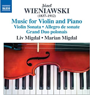 Wieniawski: Complete Works for Violin & Piano