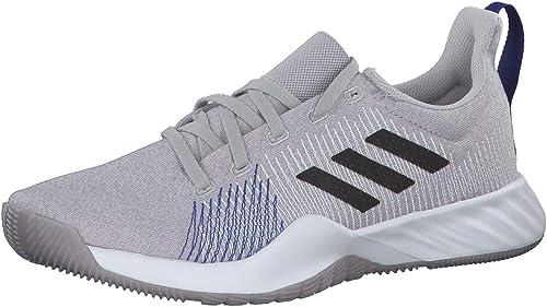 Adidas Hommes Solar Lt Trainer Fitness chaussures FonctionneHommest chaussures lumièregris - noir 11,5