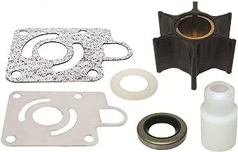 GLM Water Pump Impeller Kit for Chrysler Force 75 85 90 100 105 115 125 140 hp Replaces FK1069 Read Item Description for VITAL Application Information